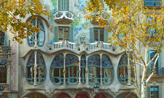 Дом Бальо (Casa Batlló) (pavelonline57) Tags: домбальо casabatlló barcelona gaudi architecture attractions tourism autumn