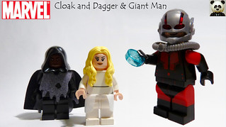 Cloak and Dagger & Giant Man
