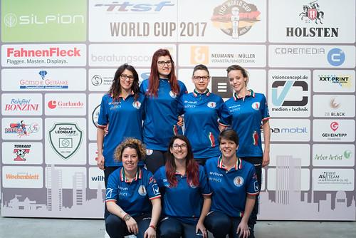 Team Italy Women