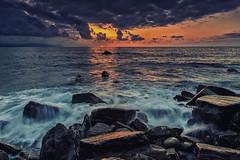 Sunset in Barrika - Game of Thrones (Koldobika Arriaga) Tags: gameofthrones barrika basquecountry bizkaia dragon euskadi euskalherria harriak itsasoa mar paisvasco piedras rocas landscape paisaje sea seascape