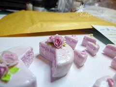 P1050275 (Zulifa miniatures) Tags: mini cakes cake miniature dollhouse zulifaminiatures торт миниатюра едадлякукол