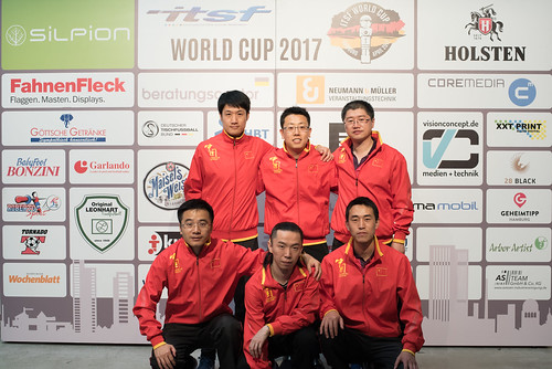 Team China Men D2