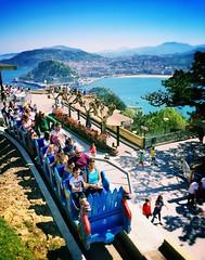 San Sebastián, Spain (Montri Muenouy) Tags: oceanview donostia basquecountry views bayofbiscay sansebastián spain