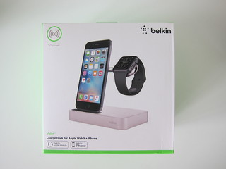 Belkin Valet - Charge Dock for Apple Watch & iPhone