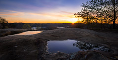 And God Said... (PhotoCT1) Tags: breath taking sunrise kentucky redrivergorge auxier