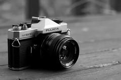 Fujica ST605 (rolandmks7) Tags: sonynex5n fujica st605 camera smctakumar f20 f22 fujinon 55mm blackandwhite m42