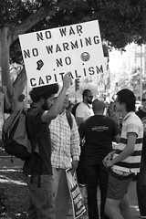 No War ming (AnnaMarie_Photography) Tags: march for science los angeles pershing square la bill nye no war global warming