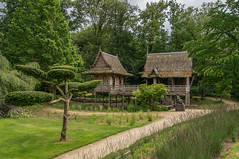 Thai (Matt H. Imaging) Tags: arcen limburg netherlands nl ©matthimaging thai asian architecture garden sony slt slta55v a55 tamron tamron18270pzd