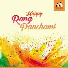 #RangPanchami (IndiaObesity) Tags: indianfestival rangpanchami