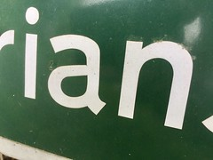 949. Pedestrians (thatianbloke) Tags: pedestrians lowercase sansserif