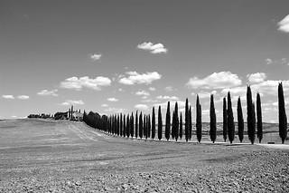 Tuscany...