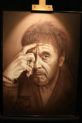 Airbrush Fair 2017 (NL) (gabrielgs) Tags: airbrush art fair thenetherlands rosmalen 2017 paint painting artwork artist alpacino