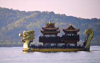 Hangzhou - West Lake Tour Boat
