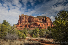 Courthouse Rock - Sedona, Arizona (Turk Images) Tags: redrockformations unitedstatesofamerica arizona desert landscape sedona spring