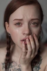 Kaleria (QuartzHD) Tags: girl portrait headshot cry crying tear tears tearing editorial natural light nikon nikonrussia портрет девушка слезы плачет грусть sad