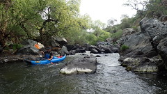 Calaveras River Canyon
