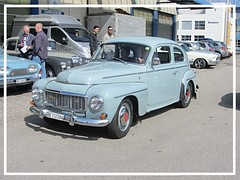 Volvo PV 544 (v8dub) Tags: volvo pv 544 schweiz suisse switzerland swedish otm fribourg freiburg pkw voiture car wagen worldcars auto automobile automotive old oldtimer oldcar klassik classic collector