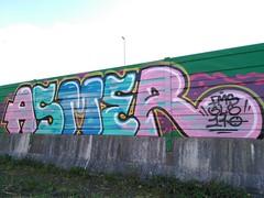 Asma (Graffiti Ferrolterra) Tags: graffiti ferrolterra tags ferrol bombing stickers arte urbano