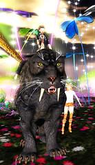 TerraMerhyem_MonsterFeline_01 (TerraMerhyem) Tags: monster monstre horror terramerhyem merhyem ghost fantome halloween terror terreur epouvante peur fear angoisse anxiety anxiete monstruosite cauchemar nightmare alptraum tigre tiger felin feline prehistorique panthere panther panthère