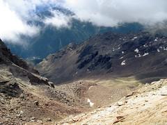 Monte Vioz 2 (No_Mosquito) Tags: monte vioz alps peio trentino italy europe clouds rocks landscape view scenery canon hiking mountaineering desolate