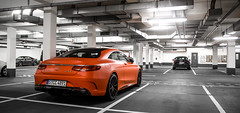 Bolognese. (FB CS) Tags: mercedes benz amg gt gts s63 s65 coupe cabriolet limousine orange matt matte warp extraordinary