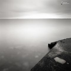 (John Farnan Photography) Tags: ayr hasslebad filmisnotdead filmshooter filmscan johnfarnan imagetuition scottishlandscape longexposure blackandwhite monochromatic seascape