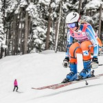 Sofie Sund Malin (Norway) Super-G Bronze PHOTO CREDIT: Coast Mountain Photography