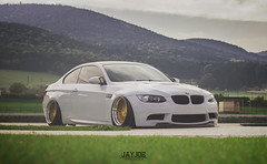 BMW M3 E92 (JAYJOE.MEDIA) Tags: bmw m3 e92 low lower lowered lowlife stance stanced bagged airride static slammed wheelwhore fitment rotiform