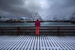 In awe. #Reine, #Lofoten, #Norway © Joel Santos Join one of 2017 Photo Tours — http://ift.tt/2o9KSjx (Joel Santos - Photography) Tags: in awe reine lofoten norway © joel santos join one 2017 photo tours — joelsantosnetphototripstours