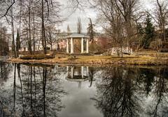 Botanical Gardens, Tartu, Estonia (neilalderney123) Tags: ©2017neilhoward tartu estonia landscape water reflections travelolympus