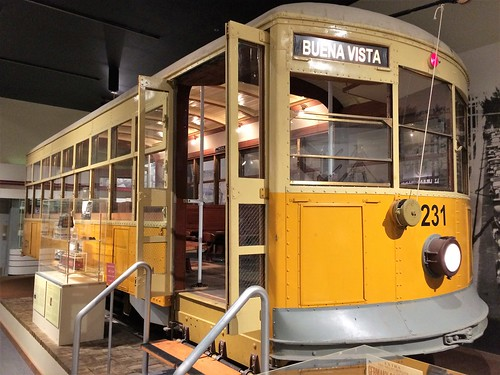 City Of Miami Trolley Car # 231