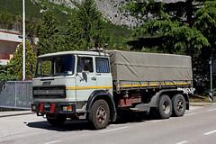 OM 160 (marvin 345) Tags: om truckom om160 pietramurata trentino italy italia italiantruck camion camionautocarriitaliani camionitaliani autocarro truckvintage truck trucks oldtimer