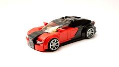 bugatti veyron (RGB900) Tags: lego supercars bugatti veyron