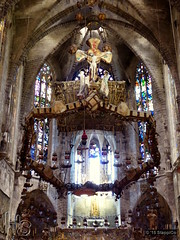 Mallorca '15 - Palma - 03 - Kathedrale 24 (Stappi70) Tags: urlaub spanien palmademallorca palma mallorca laseu kirche kathedrale e