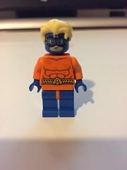 DC's Animal Man (Numbuh1Nerd) Tags: lego purist custom superhero superheroes dc comics weird al yankovic grant morrison