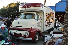 2017 Grand National Roadster Show (USautos98) Tags: 1955 ford c600 coe cabover movingvan grandnationalroadstershow gnrs pomona california