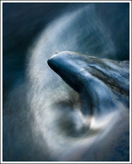Rising from the vortex (mistymornings99) Tags: landscape river water closeup redwater photostyles movement pembrokeshire littlemilford