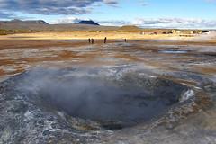 Námafjall (Ondrej V.) Tags: namafjall iceland mudpot geothermal steam sulphur landscape outdoor