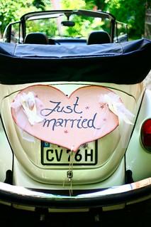 Die schönsten Hochzeitsautos bei Drivy