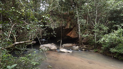 Ponte de Pedra (secomm.ufmt) Tags: agua nobres pontedepedra rio