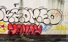 graffiti and streetart in chiang mai (wojofoto) Tags: graffiti streetart thailand chiangmai wojofoto wolfgangjosten romeo yovoy