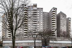 (ilConte) Tags: berlino berlin germania germany deutschland architettura architecture architektur waltergropius gropiusstadt