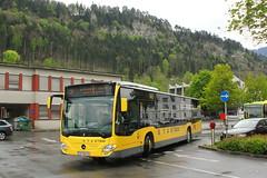 Mercedes-Benz Citaro C2 - VVV Stadtbus Feldkirch - FK-BUS15 (Mr. Ibou) Tags: vvv stadtbus feldkirch vorarlberg