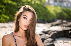 Kristina Chai 04:04:17 39 (JUNEAU BISCUITS) Tags: kristinachai kailuakona bigisland hawaii model modeling femalemodel female beauty beach beautiful glamour portrait portraiture hapahaole hapa nikond810 nikon