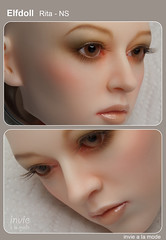 Elfdoll - Rita - NS (Invie Aesthetics) Tags: ns rita sd bjd 13 commission elfdoll faceup