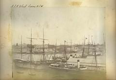 A.S.N. Wharf Sydney N.S.W
