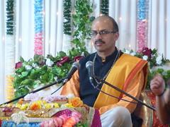 Katha on Mataji Arvindbhai Leicester 005 (kiranparmar1) Tags: leicester story event priest hindu guru katha brahmin mataji recitals 2013 sanatanmandir arvindbhai