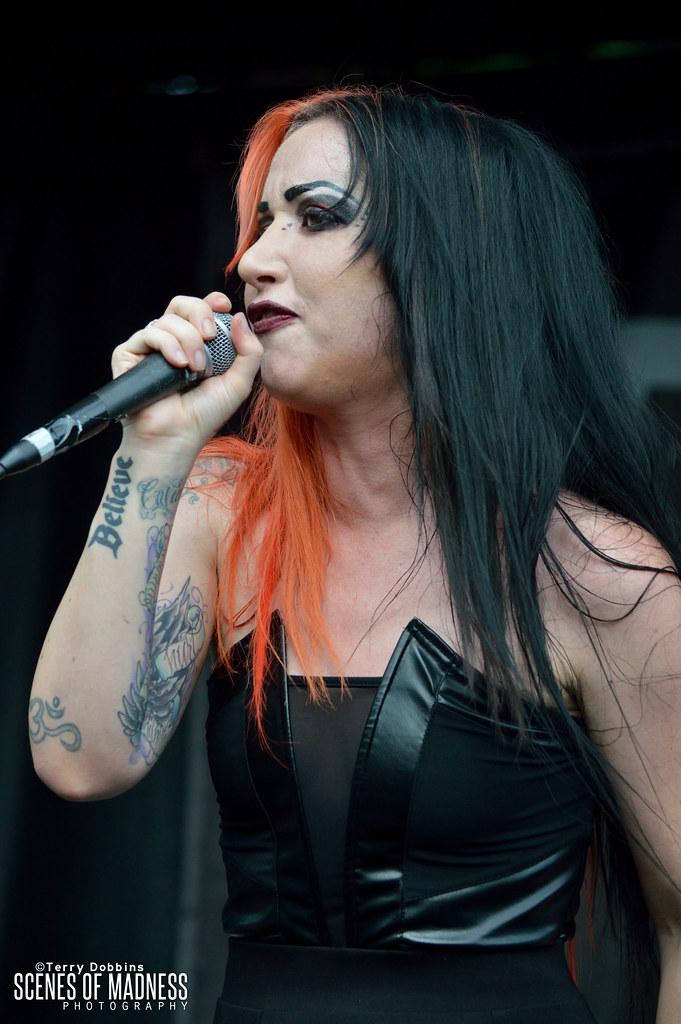 Ashley Costello Warped Tour 2013