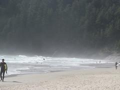 06-28-13 Oregon 469 Oswald West SP Short Sand Beach Smuggler's Cove (Chicagoan in Ohio) Tags: oregoncoast oswaldweststatepark smugglerscove shortsandbeach shortsandbeachtrial