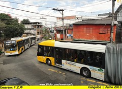 Mondego e Millennium BRT - Consórcio Plus (Emerson F.C.®) Tags: bus mercedesbenz vip ônibus articulated brs articulado o500ua induscar consórcioplus